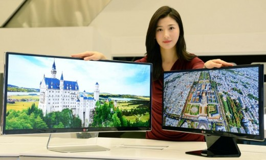 LG 34-inch UltraWide Monitor