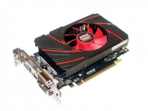 AMD Radeon R7 260 graphics card