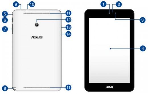 Asus VivoTab Note 8 Windows Tablet