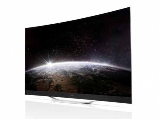 LG Ultra HD Curved OLED TV Review