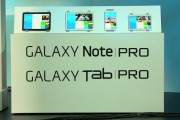Samsung galaxy tabpro and notepro