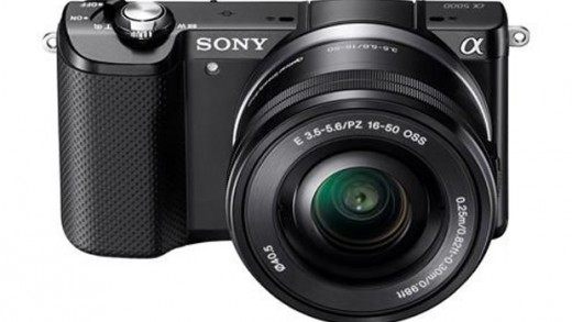 Sony A5000 Wi-Fi Digital Camera Review
