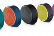 portable speaker logitech x100 review