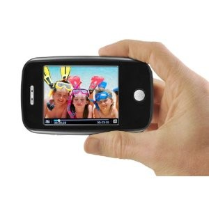 touch screen mp3 player with camera