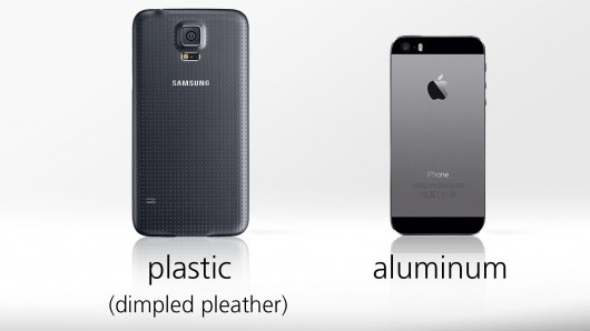 samsung galaxy s5 vs iphone 5s case