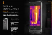 Flir One iPhone Case Video