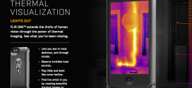 FLIR ONE – iPhone Infrared Camera Case