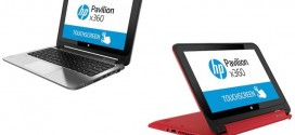 HP Pavilion X360 Convertible Laptop with a 11.6 inch Screen