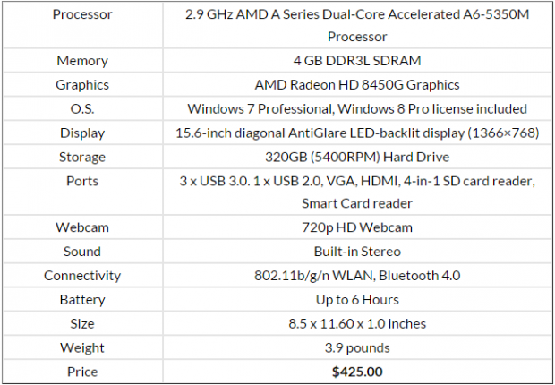 gaming laptops under 500